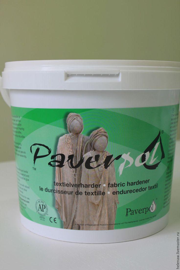 Купить Paverpol (розовый), 5750 мl - текстильный отвердитель, паверпол, paverpol, бледно-розовый, paverpol