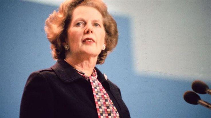 Tom Brokaw on Margaret Thatcher - The Iron Lady