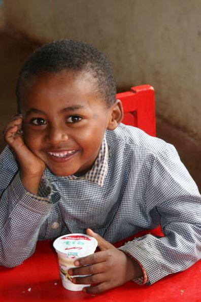Ook ik wil een verschil maken en help daarom graag kinderen in Madagaskar naar school