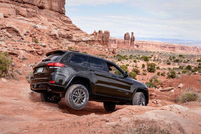 Jeep: alla scoperta della regione montuosa di Moab