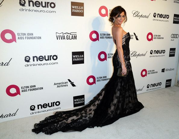 Actress Jillian Murray attends the 22nd Annual Elton John AIDS Foundation's Oscar Viewing Party on March 2, 2014 in Los Angeles, California....