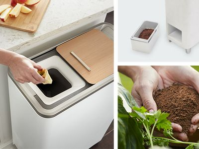 High tech indoor compost machine has raised over 6 times its goal on Indiegogo