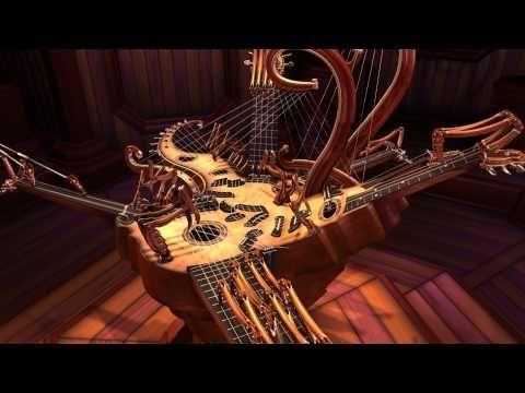 Animusic HD - Resonant Chamber (1080p)  WATCH this full screen! Absolutely AMAZING!!!