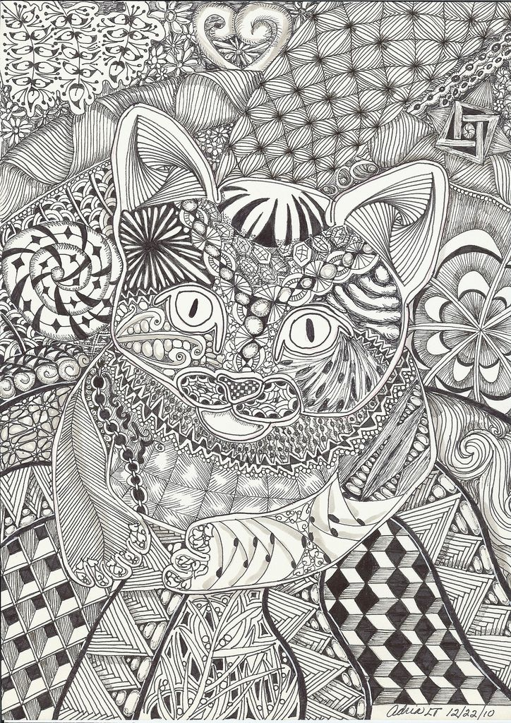 17 Best Images About Anti Stress Coloriage On Pinterest