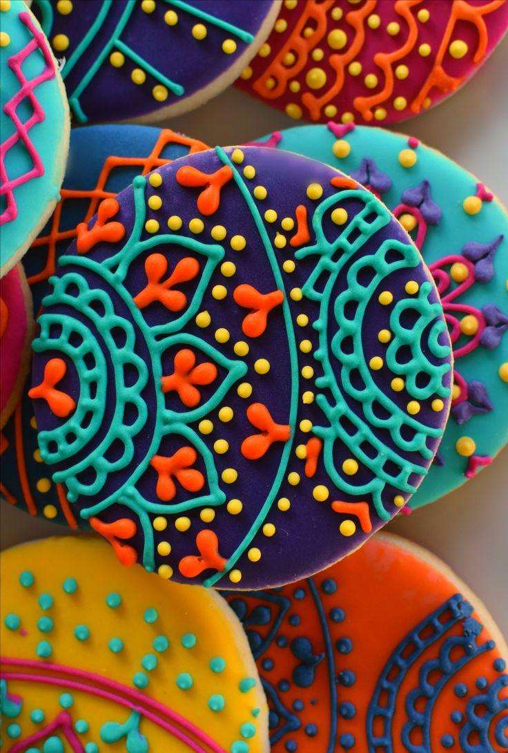 Lace Sugar Cookies Sweet17Cookies.Et...