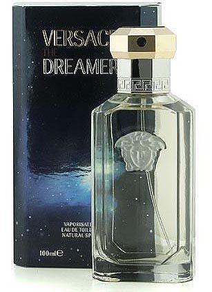 Dreamer Versace cologne - a fragrance for men 1996 Il faut créer un parfum pour le kiosque L'homme...