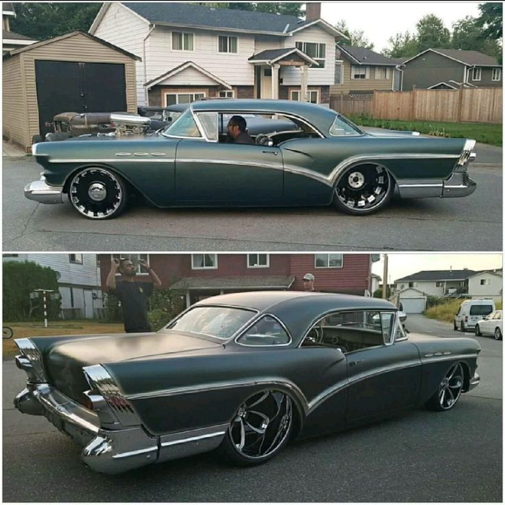 Kool Wheels 57 Buick?