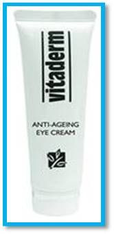 VItaderm Anti-Ageing Eye Cream. Recommended to firm and tone the skin around the eyes. Read more @ http://www.agbeautysalon.co.za/beauty-products/vitaderm/vitaderm-anti-ageing-eye-cream-forsale.html #beautysalon #beautyspecialist #beautyblogger #beauty #skincare #skincareproducts #Vitaderm #eyecream #anti-aging #absolutelygorgeousbeautique