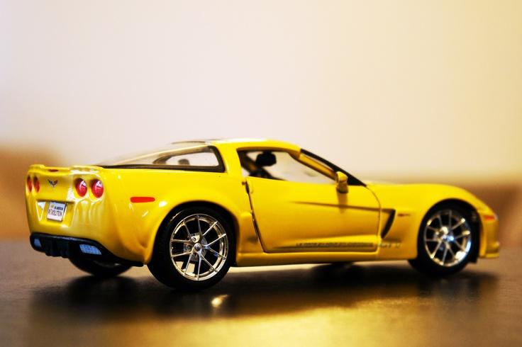 Chevrolet Corvette Z06 (2009)