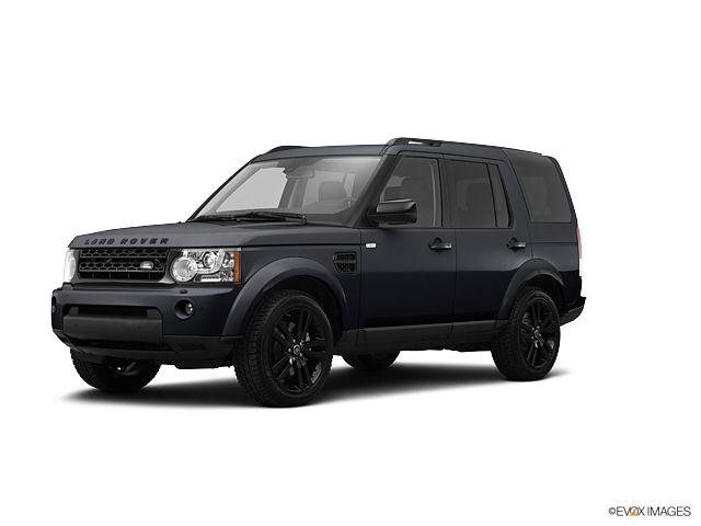 Land Rover LR4 // Murdered