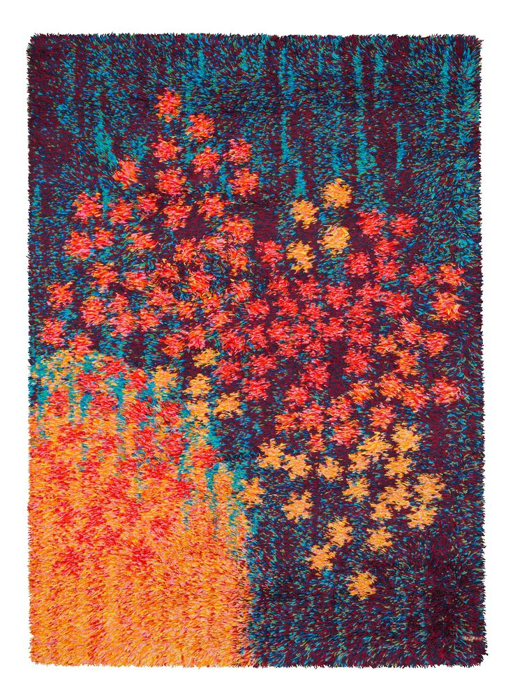 Anonymous; Wool Rug by Kasthall, c1960s.