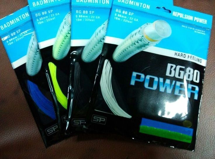 badminton string BG80 POWER 10m*0.7mm   free shipping 5 pieces/lot
