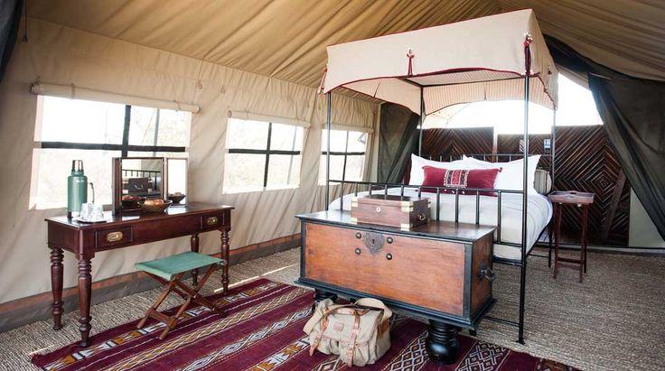 Camp Kalahari | Bench Africa