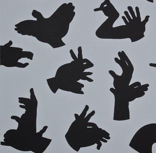 PaperBoy Wallpaper: Hands Made, For Kids, Hands Shadows, Fun Stuff, Handmade, Modern Wallpapers, Kids Rooms, Wallpapers Design, Grey Wallpapers