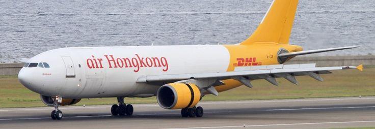 Air Hong Kong Airbus A300-600F freighter