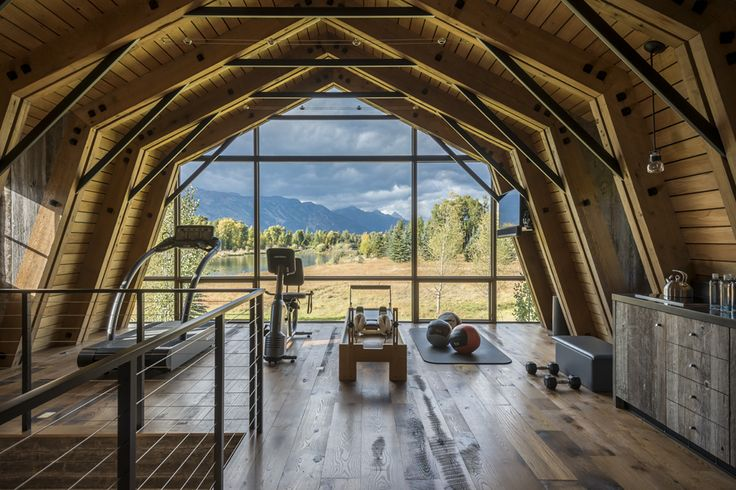 It used to be just another old hay barn. It didn't really have a purpose anymore. Then, in 2016, someone decided to make something out of it. That's when C