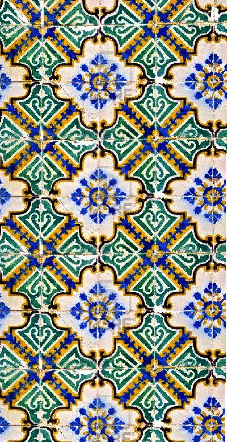 Gorgeous tiles, Portugal