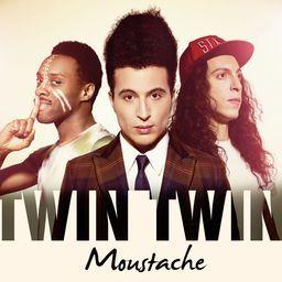 Moustache de Twin Twin