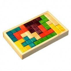 Colourful IQ Puzzle