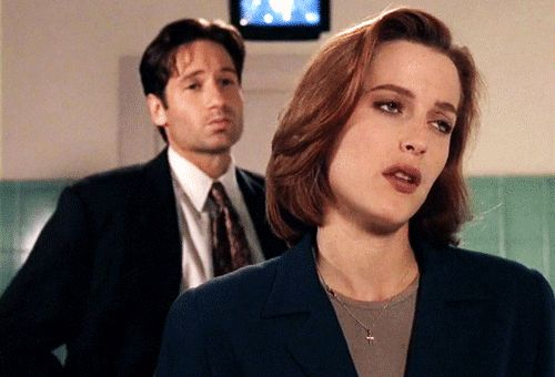 """2. She was the queen of eye rolls.   15 Reasons Scully From """"The X-Files"""" Should Be Your Fave"""