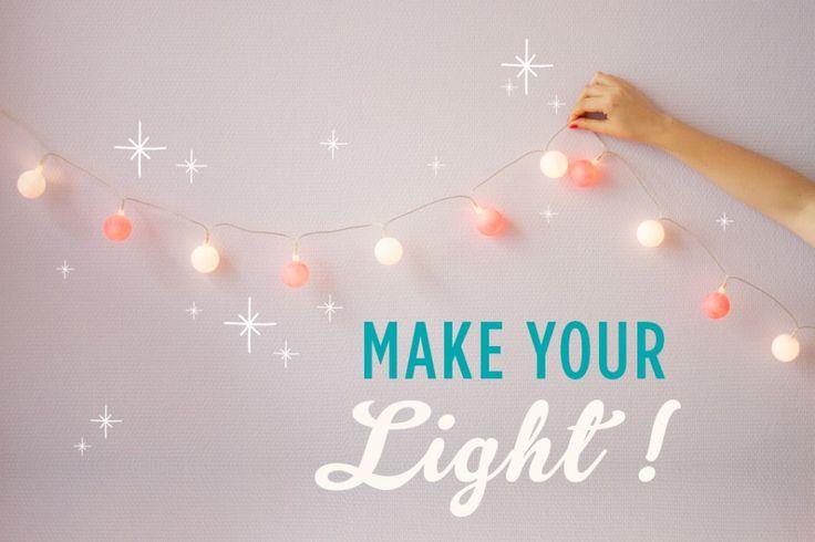 Make your light !   Blog mariage, Mariage original, pacs, déco