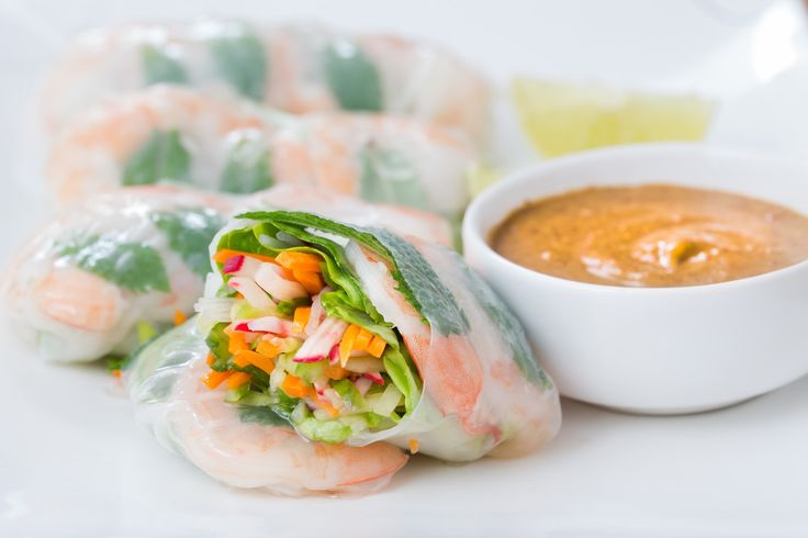How To Make Summer Rolls — Cooking Lessons from The Kitchn