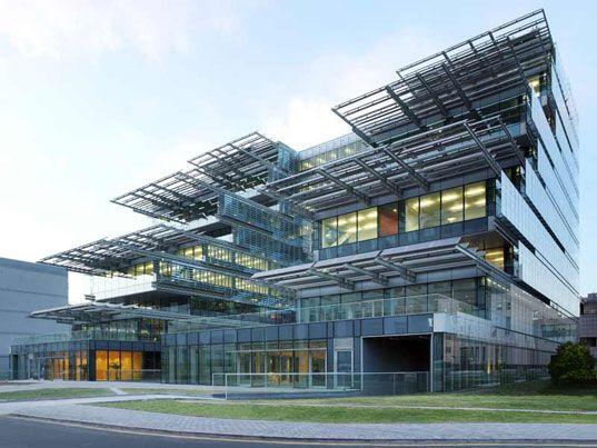Solar energy-efficient building in Beijing