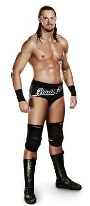 WWE- Colin Cassady