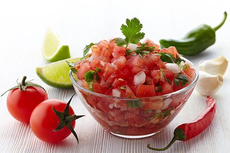 Recipe for Tex-Mex Salsa