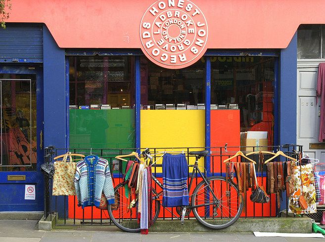 """Notting Hill, London. 
