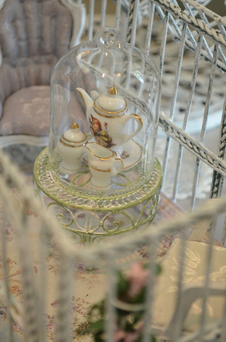 "daisyocarl: "" Miniatures / Miniatyrer photo credit: Bellafaye Garden via photopin cc """