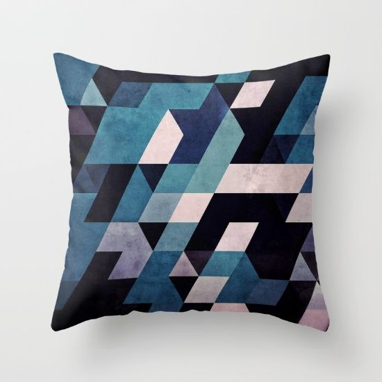 blux redux Throw Pillow by Spires. Worldwide shipping available at Society6.com. Just one of millions of high quality products available.