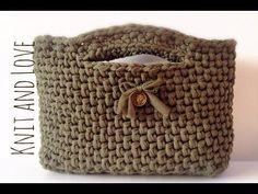crochelinhasagulhas: BOLSA DE FETTUCCIA EM CROCHET