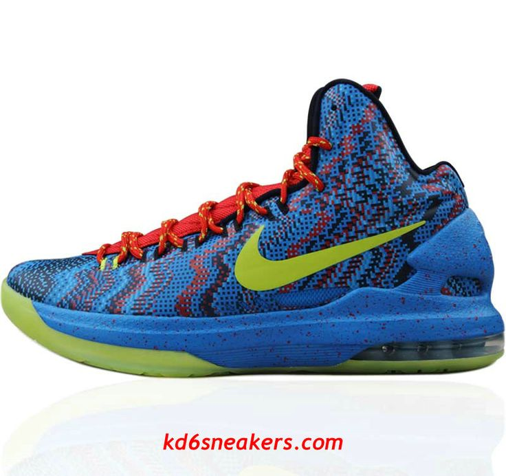 Nike KD V Christmas Kevin Durant Basketball shoes