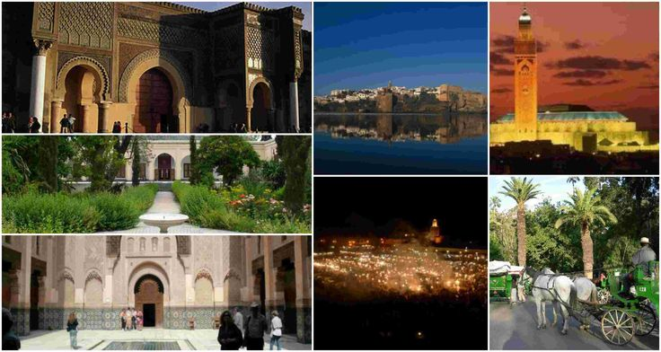 Travel to imperial cities of #Morocco to enjoy your vacation. Visit @ http://www.nomade-life.com/marocco/Viaggio-del-marocco.php
