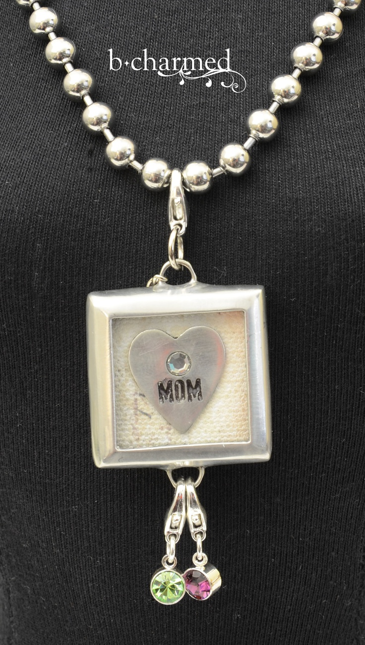 Repin if you have the best MOM!! Buy now at http://www.glossjewelry.com/products/charms/50500.html: Best Mom, Mothers Love, Mothers Day, Bcharm Jewelry, Www Bcharm Com, B Charms, Birthstones, Mommy Necklaces, Births Stones