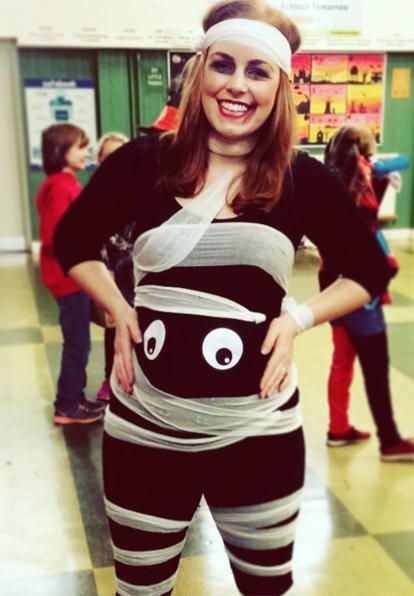 26 Ways You Can Nail Your Maternity Halloween Costume This Year