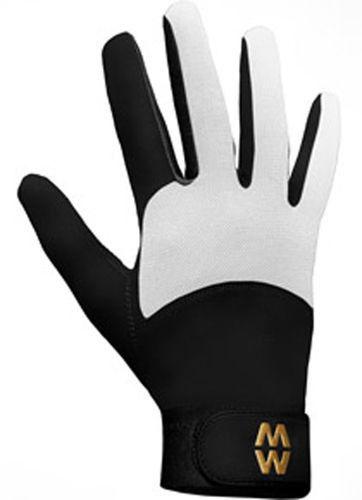 RĘKAWICE MESH LONG BLACK AND WHITE   Odzież \ Rękawice Rękawice MacWet \ Mesh Long
