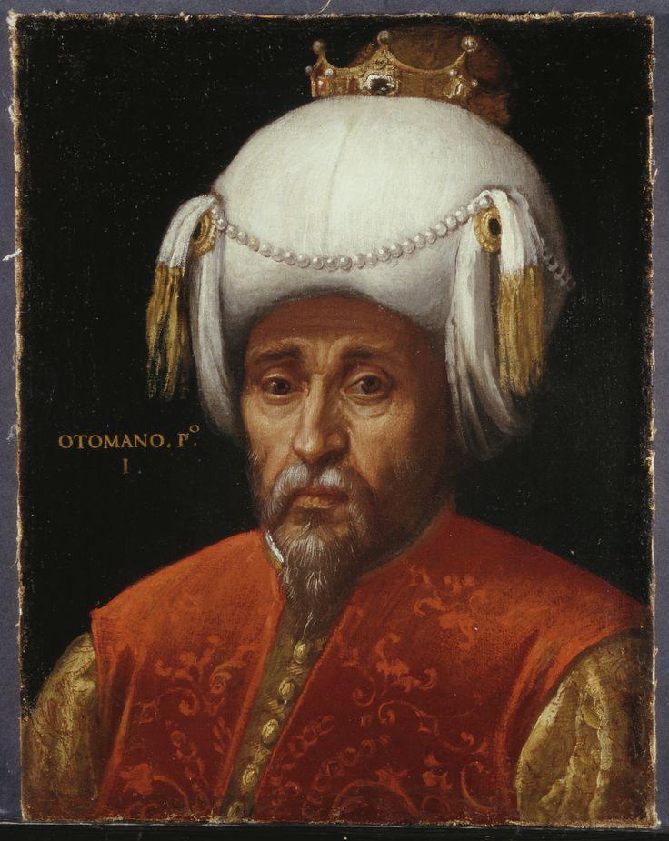 Osman Bey, Kara Osman 1302 - 1324