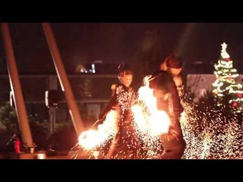 Belenos presents: Fire Show Reel 2016 - YouTube