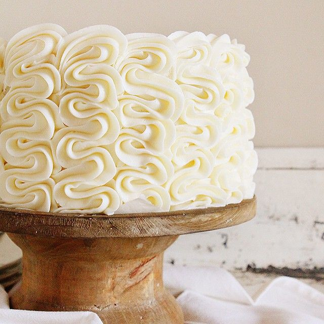 The Perfect Crusting Buttercream Frosting - -   1 bag powder sugar (two pounds or about eight cups) 1 cup shortening (I used original Crisco) 2 tsp vanilla extract (use clear if want white frosting) 1/2 cup - 3/4 cup milk
