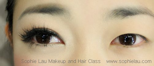♥ Asian Beauty. Asian Makeup. Seriously awesome Asian Makeup AND hair examples www.sophielau.com