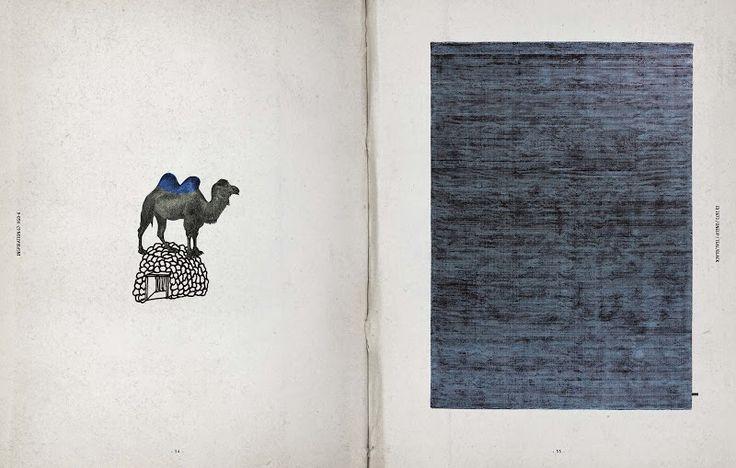 New amazing Miinu catalouge 2014! Great design of not ordinary carpets!