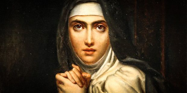 "st teresa of avila A collection of quotes attributed to spanish mystic and carmelite nun saint teresa of avila (1515-1582) "" accustom yourself continually to make many acts of love, for they enkindle and melt the soul""."