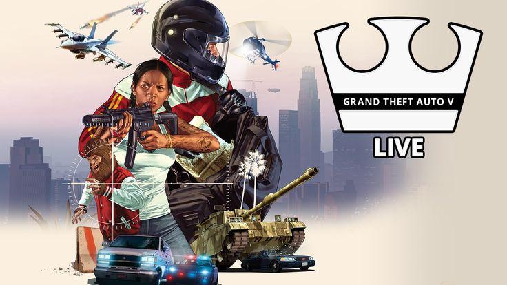 Jirka a GEJMR Hraje - GTA V Online - Blbosti [PC] [LIVE]