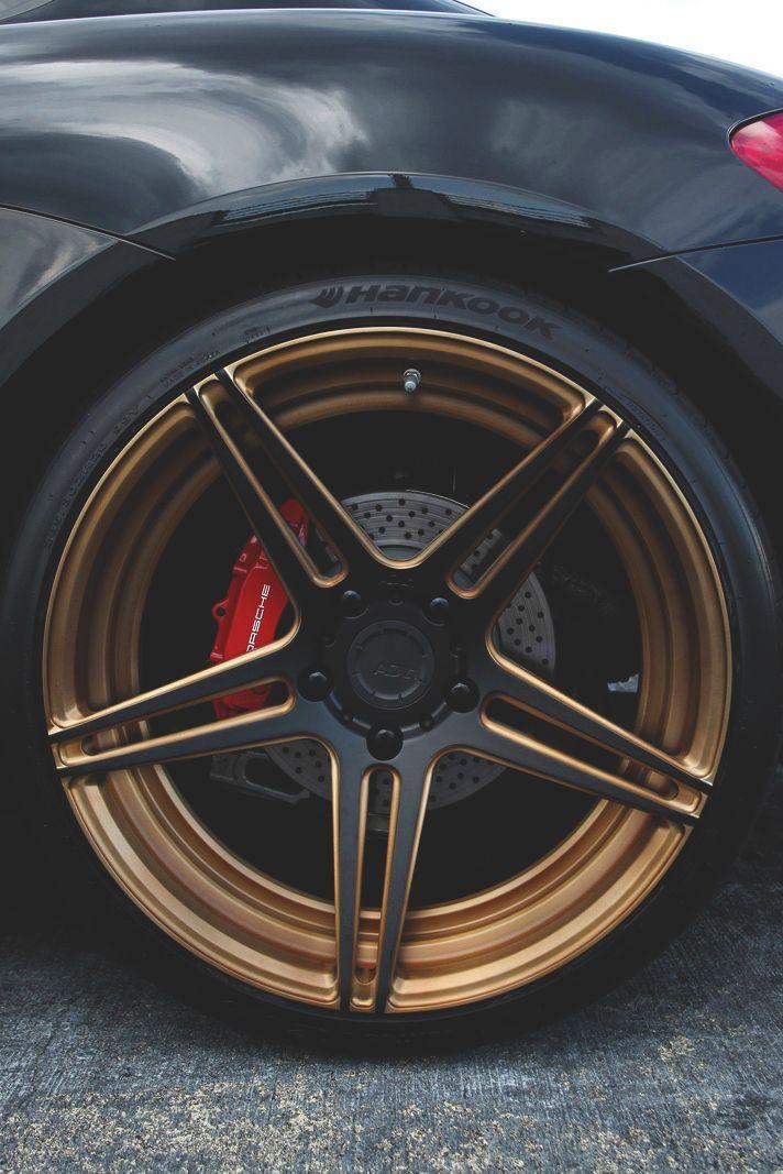 Porsche Cayman S ADV05 | SF, Hankook Tire