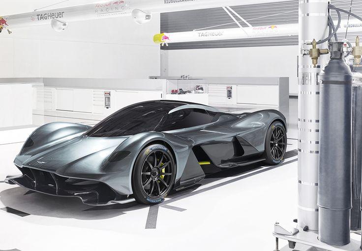 Michelin, eski zamanların efsanevi spor otomobil markası Alpine'in A110 First Edition modelini ve Aston Martin'in Valkyrie modelini yüksek performans lastikleriyle donatıyor.