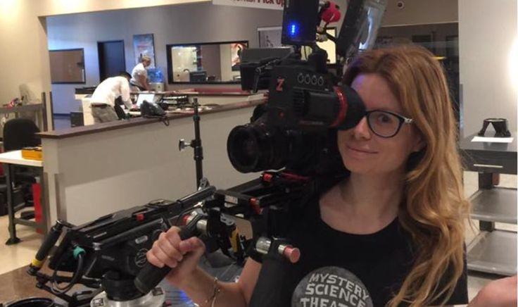 DP Elle Schneider Talks About Shooting With The Panasonic EVA1 - http://blog.planet5d.com/2017/09/dp-elle-schneider-talks-shooting-panasonic-eva1/