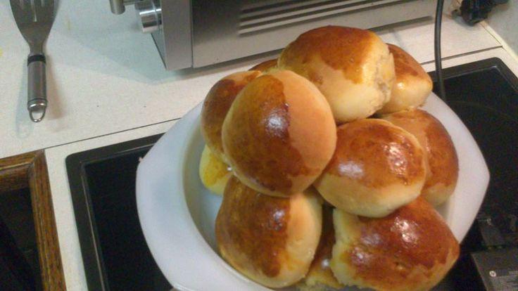 Aprenda a preparar a receita de Pão caseiro