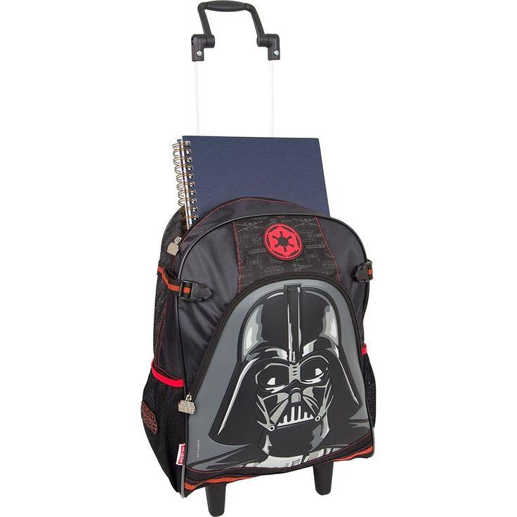 Mochilete Grande Star Wars 16Y01 Sestini - Papelaria - Mochilas escolares - Walmart.com